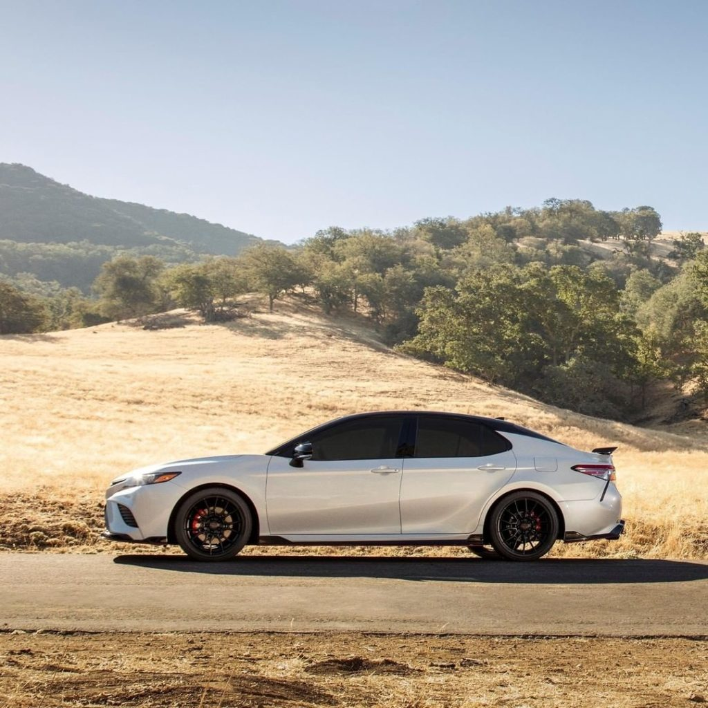 Be one of the first to drive the first-ever #Camry #TRD! Win a trip to drive the...