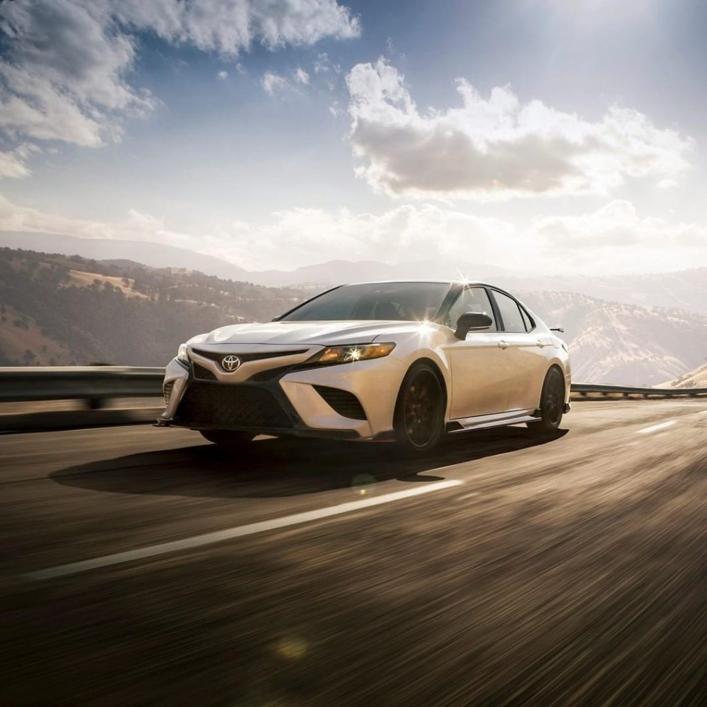 Show us your #Camry, and you could be one of the first to drive the first-ever #...