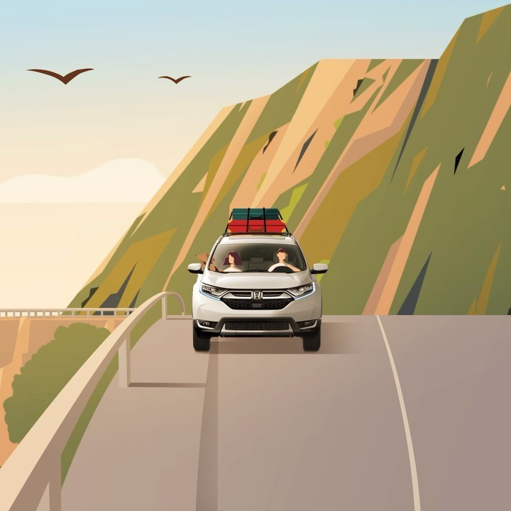Summer road trips are more fun in a Honda . Tag a friend or two below to invite ...