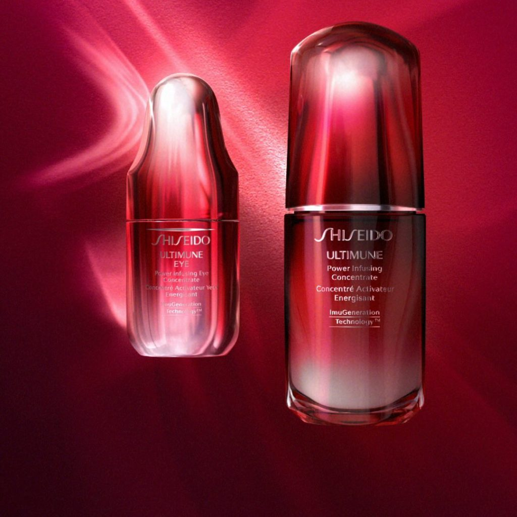 NEW Ultimune Power Infusing Eye Concentrate. A story of breakthroughs with new S...