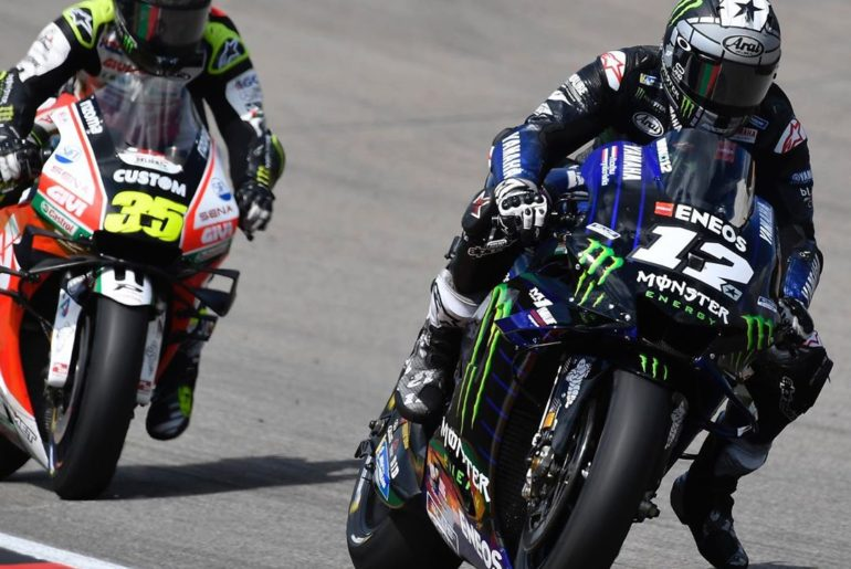 """@maverick12official : """"I'm very pleased for Yamaha, it's very important to get a..."""