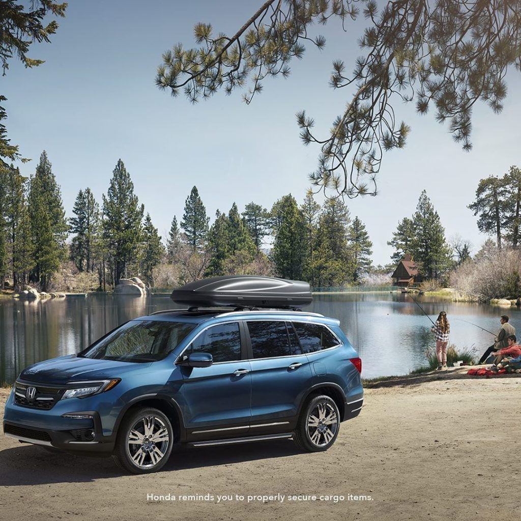 Find your favorite moments with the help of a Honda....