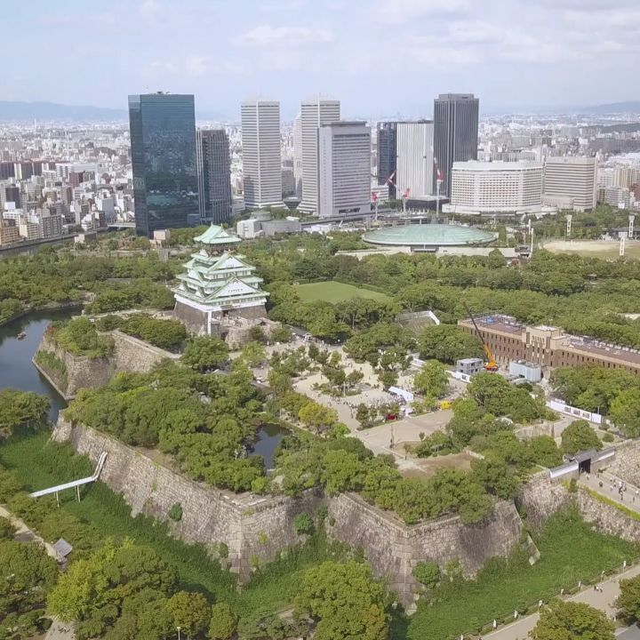 Osaka is only a short Shinkansen ride from Tokyo, but has a very different perso...