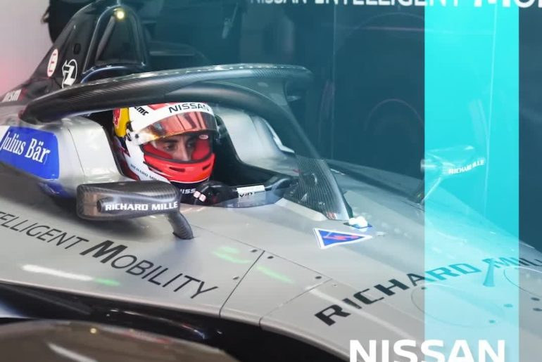 The future is looking electric.  The Nissan e.dams team celebrated another podiu...