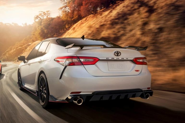 To celebrate the launch of the first-ever #Camry #TRD, we'll be hitting the trac...