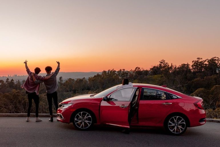 The Civic is here to take you to those unforgettable summer nights....