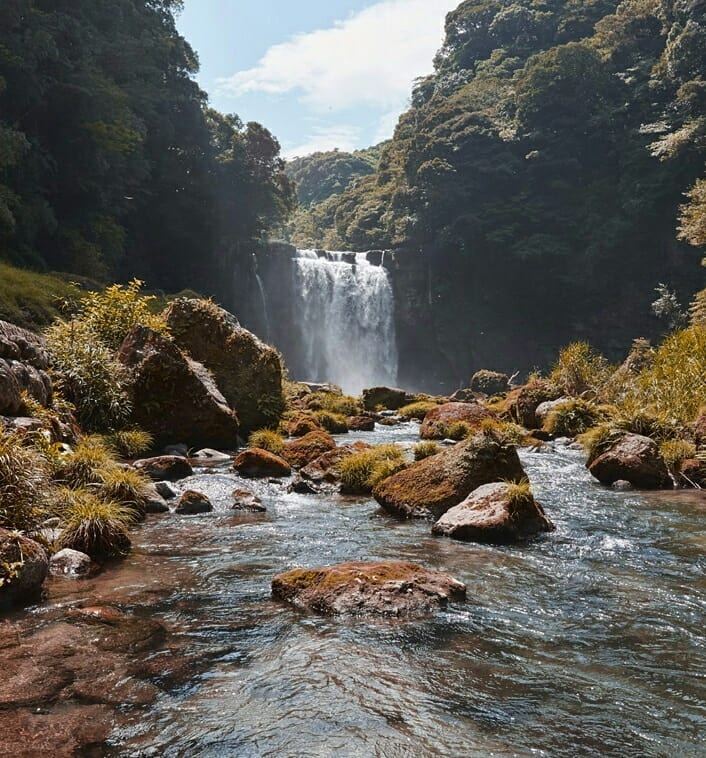 No matter where you travel to in the world, waterfalls are always one of nature'...