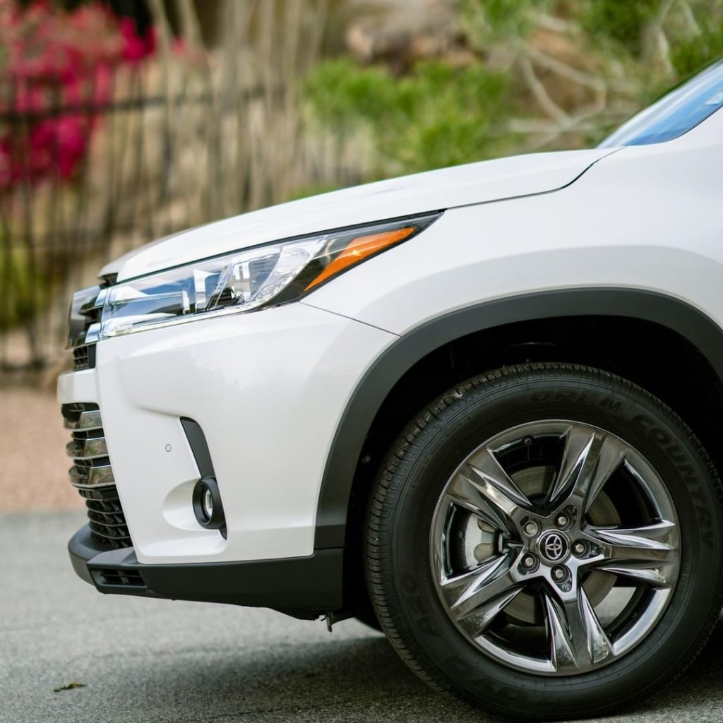 Optimal efficiency for any summer road trip! #Highlander #LetsGoPlaces...