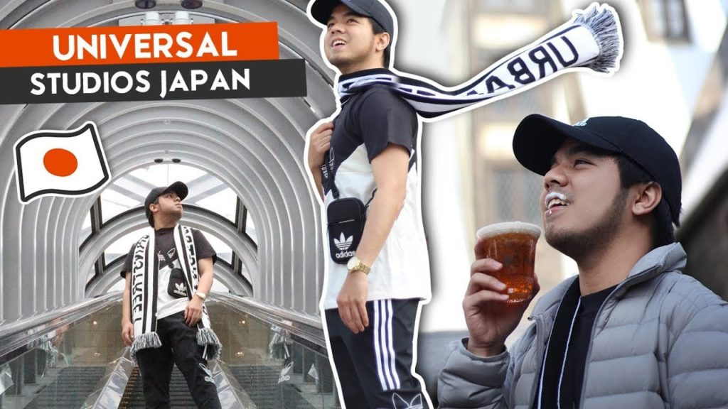 Tara sa Universal Studios Japan + Osaka Travel Tips | #RedVlogs
