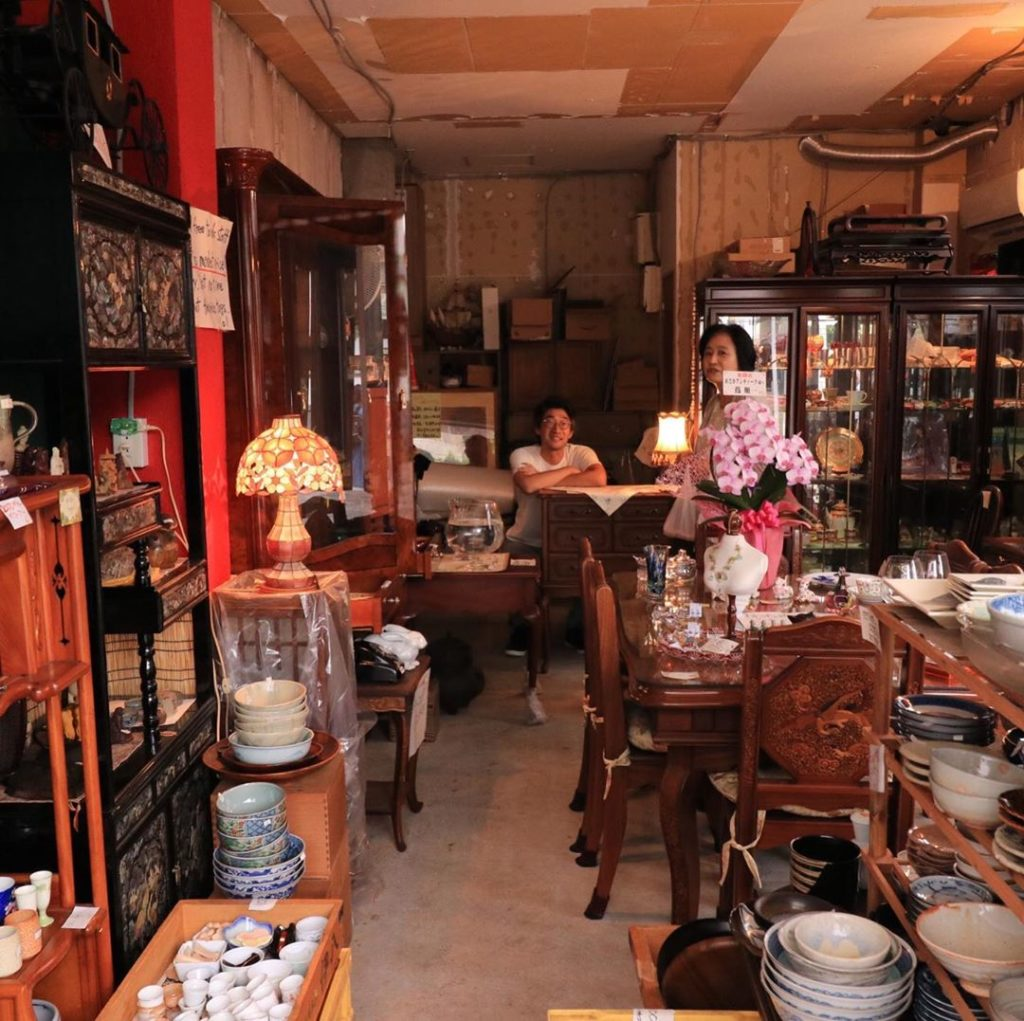 Monzen-Nakacho, a bustling area in Tokyo's Koto Ward, is, as its name suggests, ...