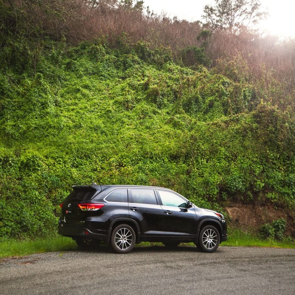 Slow down and experience the journey. #Highlander #LetsGoPlaces...