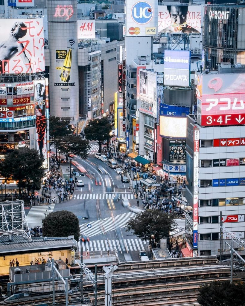 What piece of advice would you pass on to someone visiting Japan for the first t...