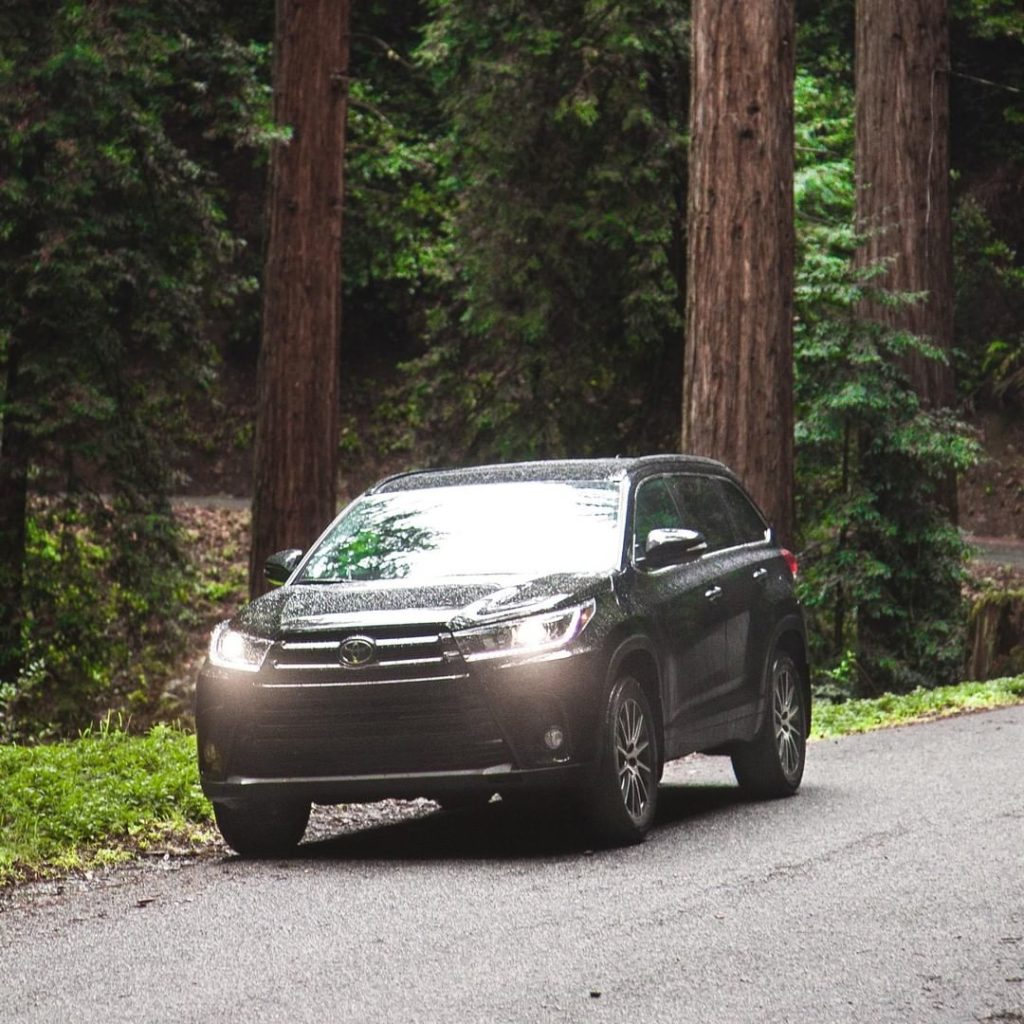 Every #Highlander comes standard with the Star Safety System, to keep you safe n...
