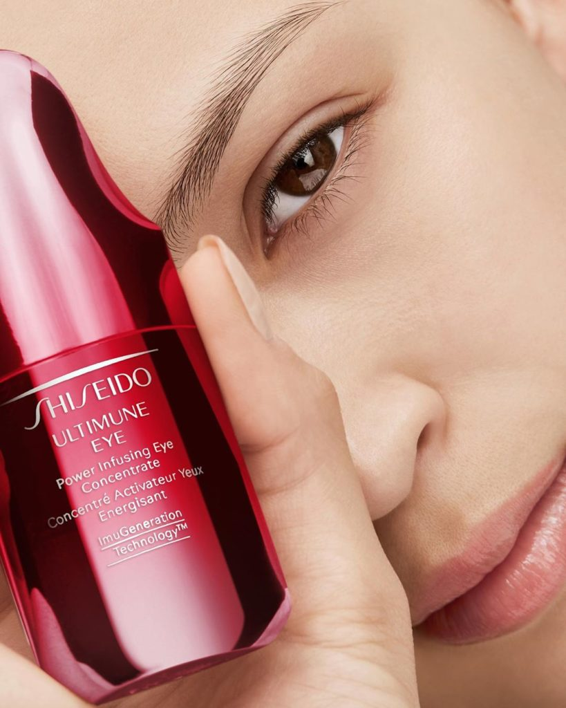 NEW Ultimune Power Infusing Eye Concentrate. For stronger, smoother and more res...