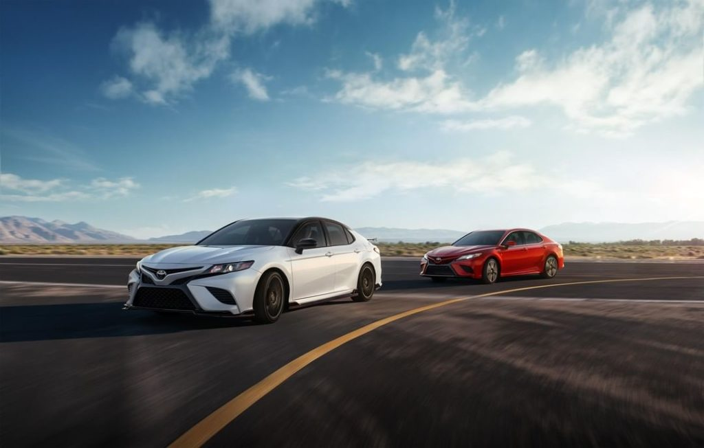 Last call for entries! To celebrate the launch of the first-ever #Camry #TRD, we...