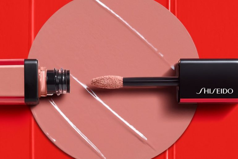From bold to barely there, discover LacquerInk Lip Shine—a weightless formula th...
