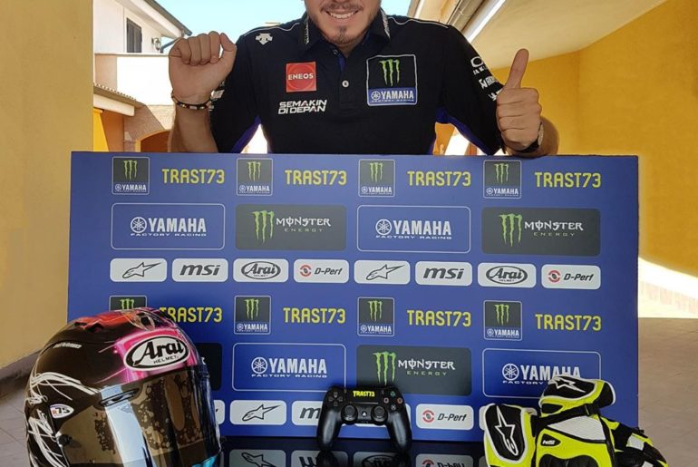 Well done, Lorenzo Daretti (@73trast)! Our official eSport rider made it through...
