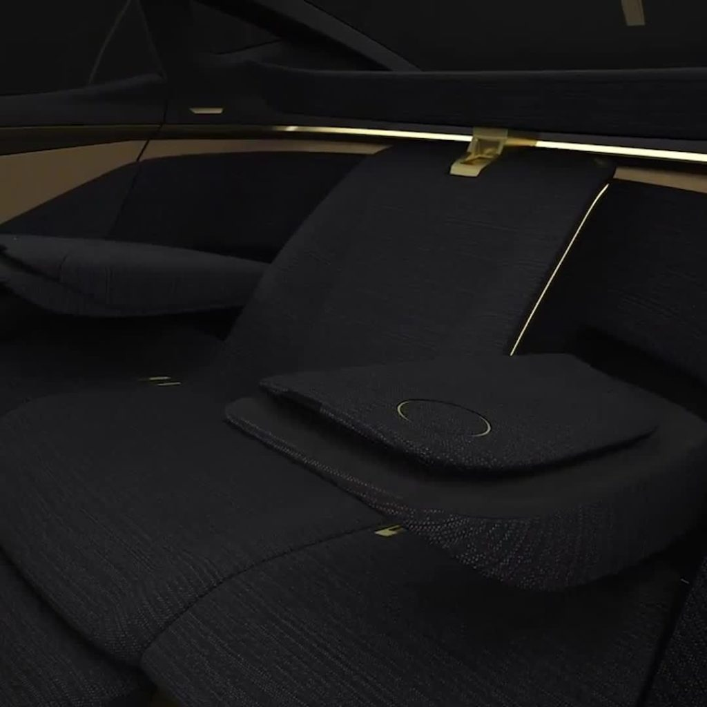 The Premier Seat in the #NissanIMs concept is the definition of #NationalRelaxti...