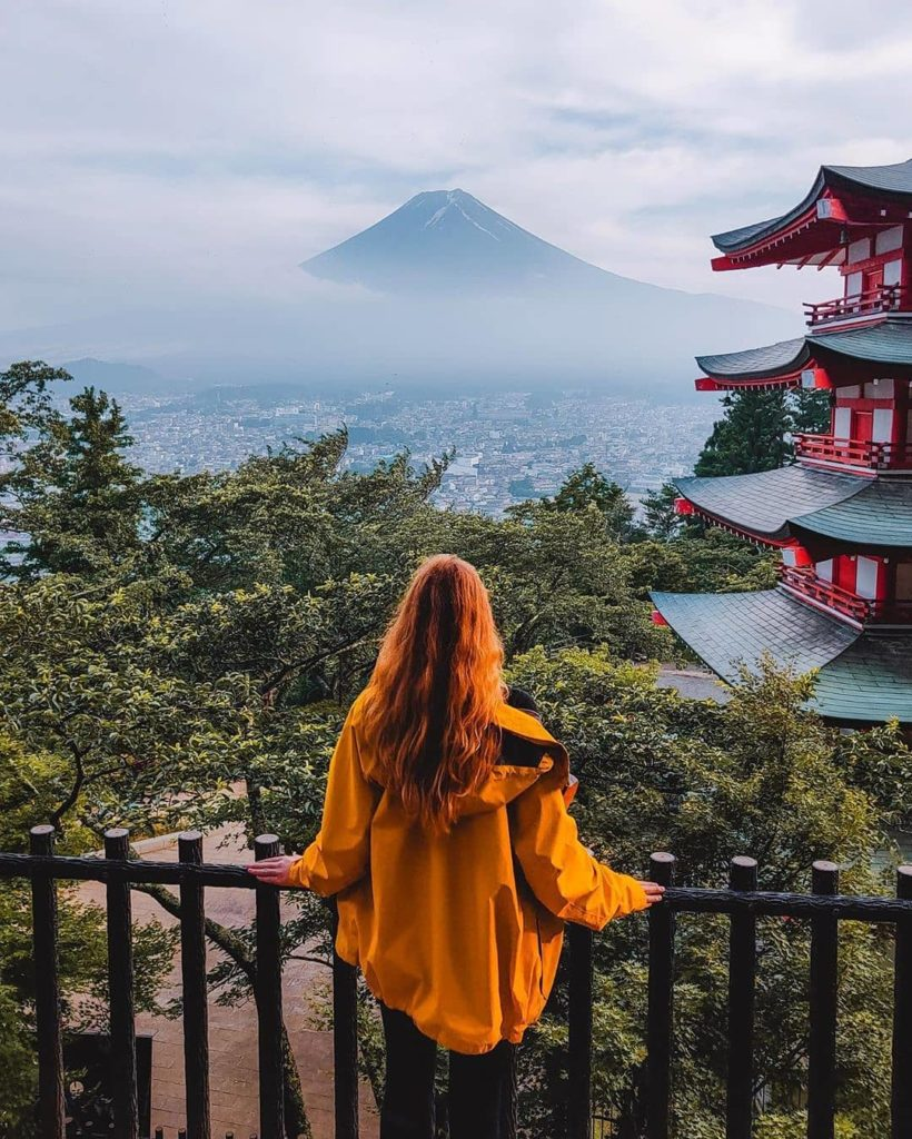 Stunning views and picture perfect moments await when you #VisitJapan  from @hey...