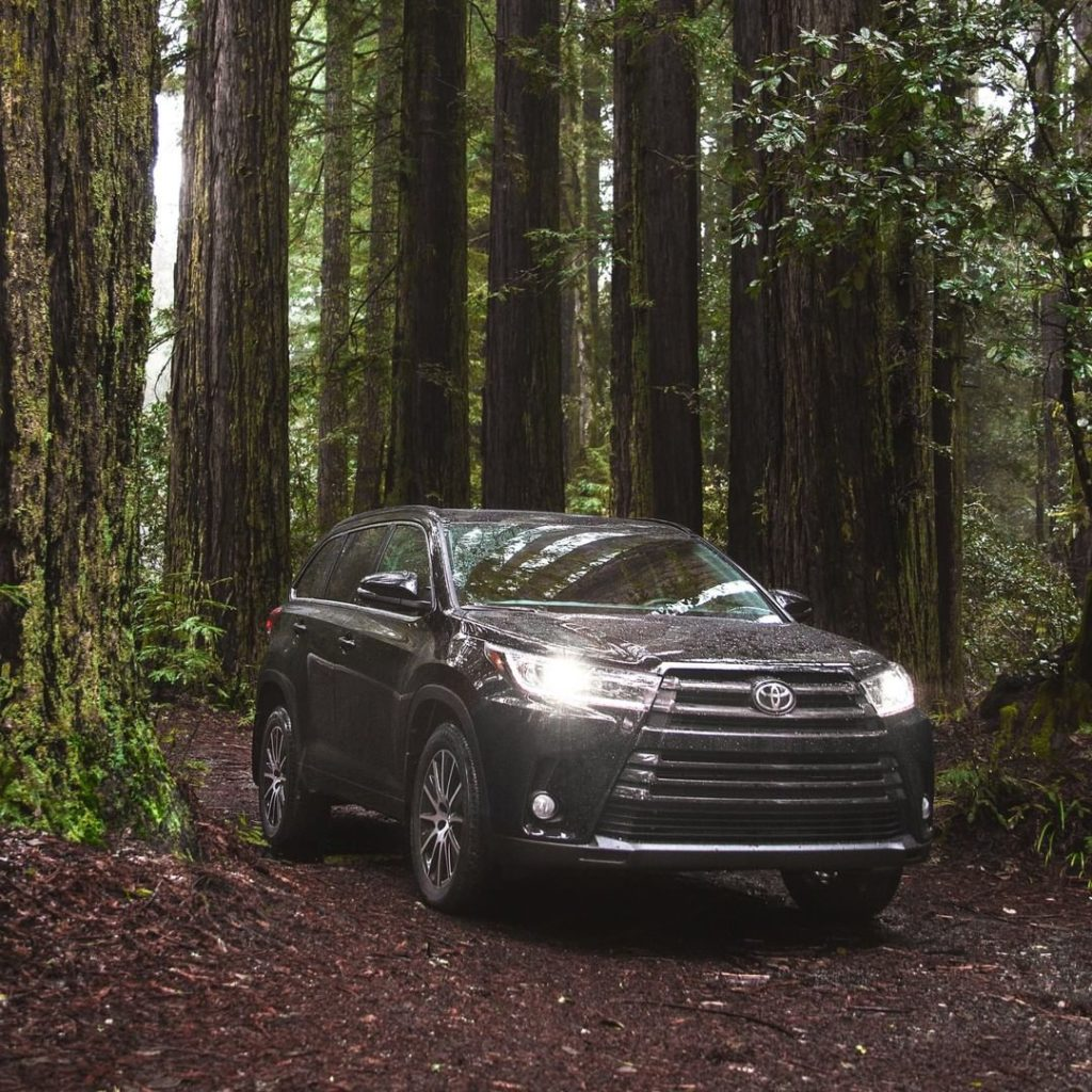 Comfort in any condition. #Highlander #LetsGoPlaces...