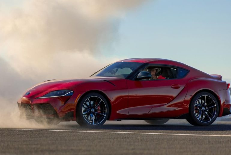 The GR Supra has arrived! Driving ability sold separately. Watch the full game o...