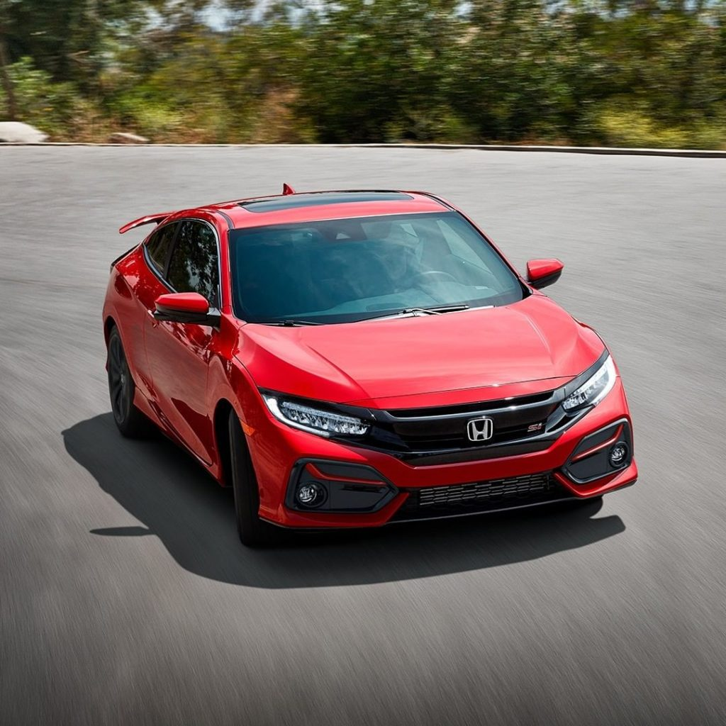 The redesigned 2020 #CivicSi lands 9/6. With more responsive acceleration and ag...