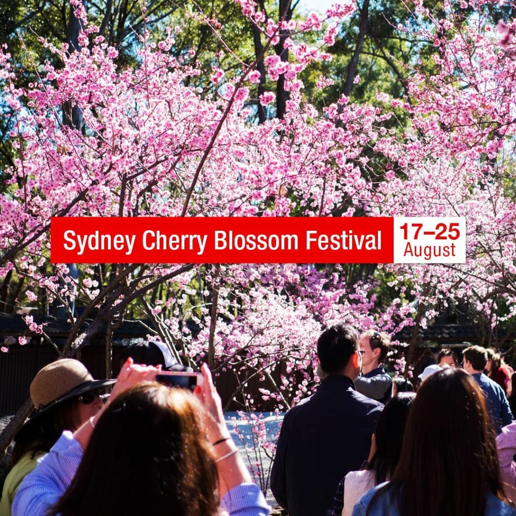 Sydneysiders! Have you always wanted to visit Japan during sakura season?  Well,...