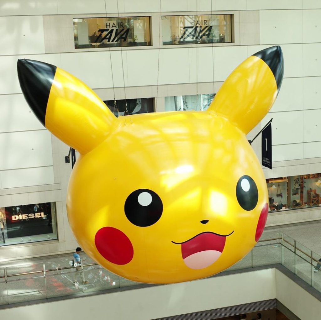 Yokohama has been taken over by Pokemon. From Aug. 6 through 12, visitors can se...