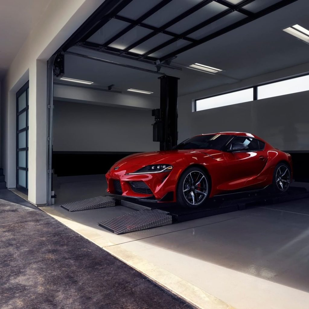 The legend. Reborn. The all-new 2020 GR #Supra, available now. #LetsGoPlaces...