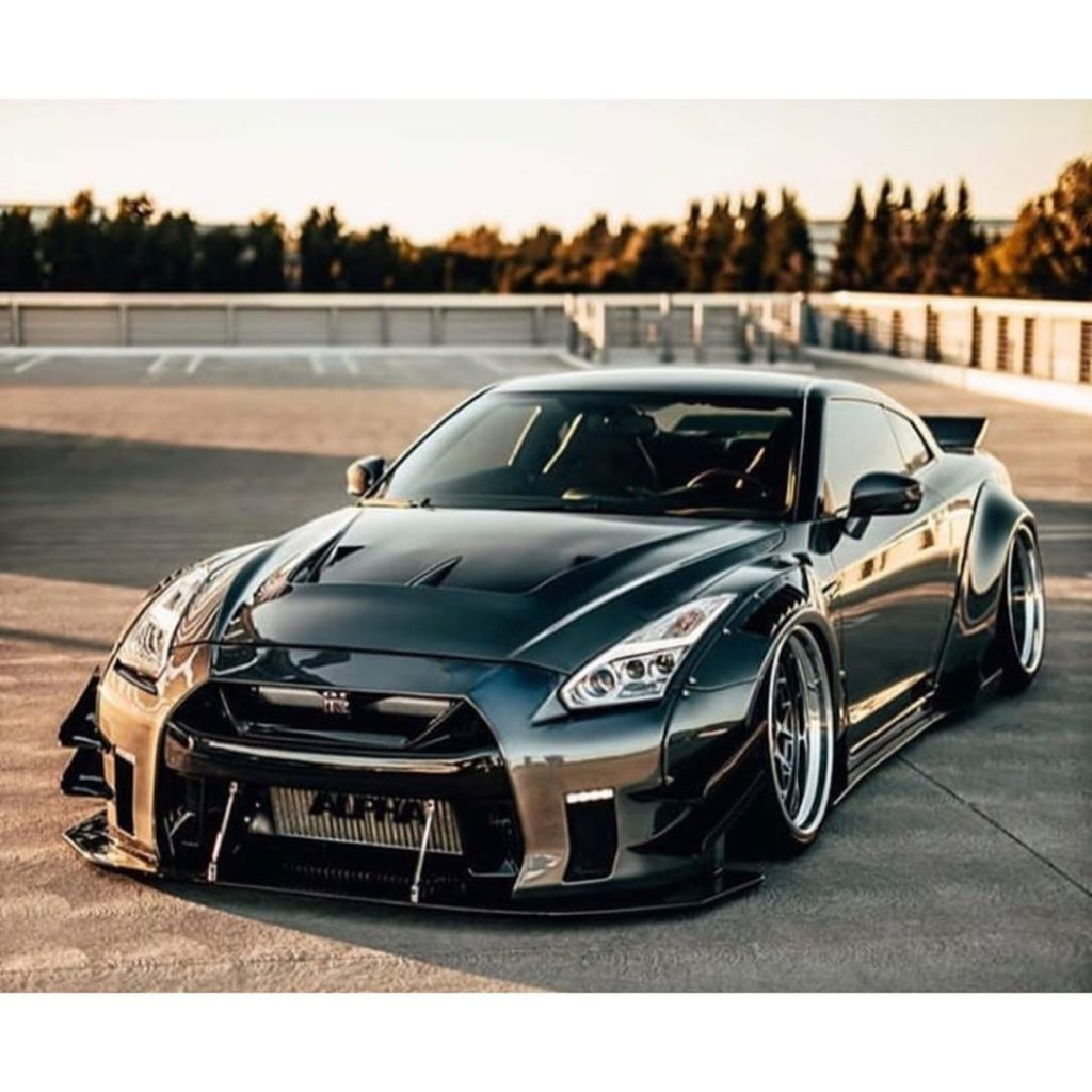 How hot is this GT-R?  Photo ? . . . . Follow the Crew:  @Nissan_GTR_Lovers @Clu...
