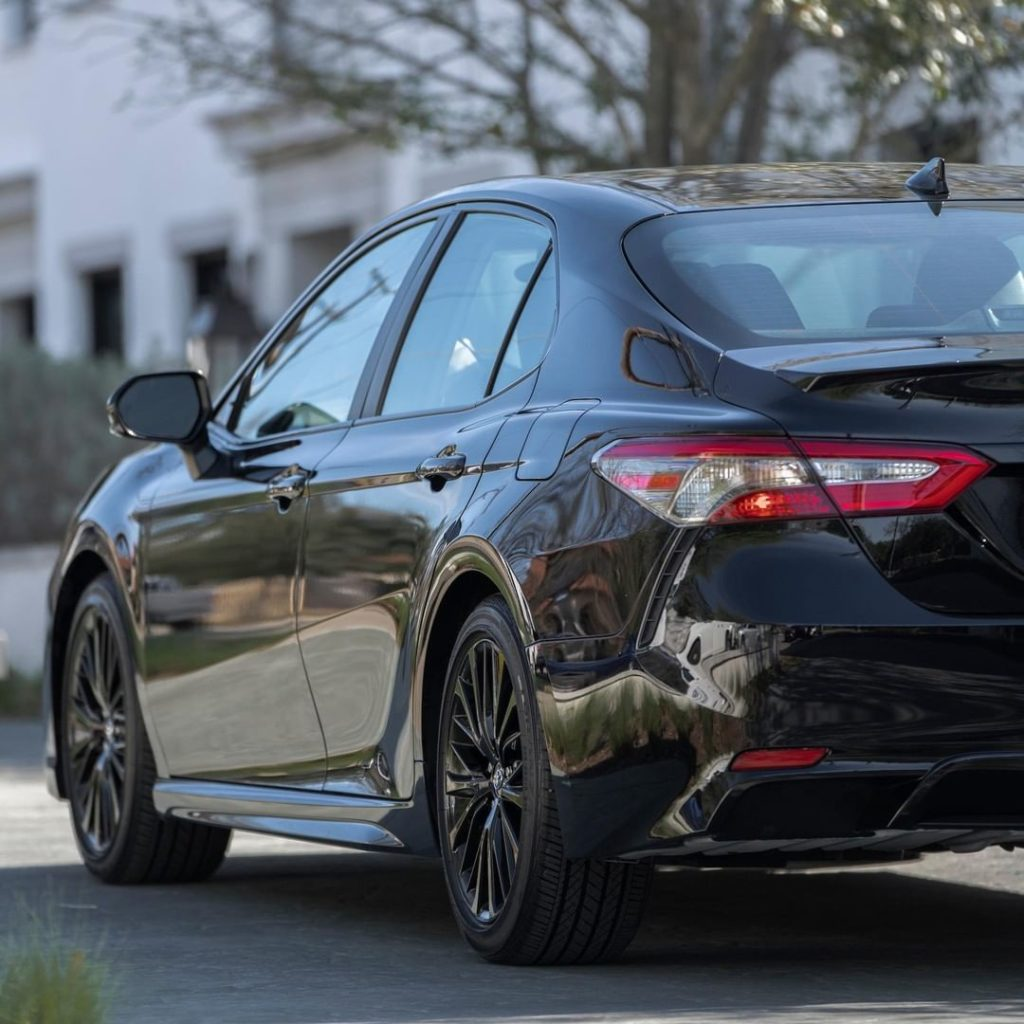 Turn even more heads with #Camry Nightshade. #LetsGoPLaces...