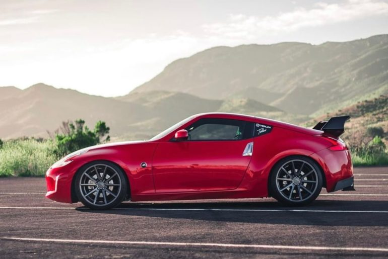 Mountain Side.  Z Side.  #Nissan370Z #Nissan #370Z : @one.20th : @cheem_z34...