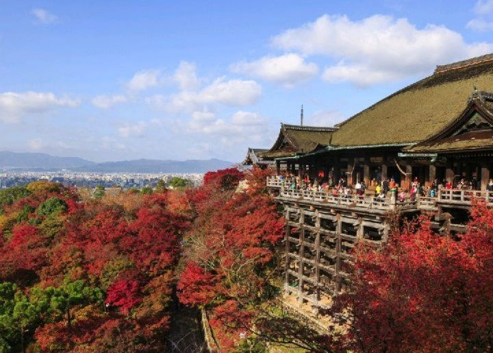 Kyoto's Kiyomizudera is one of the most celebrated temples in Japan. The temple ...