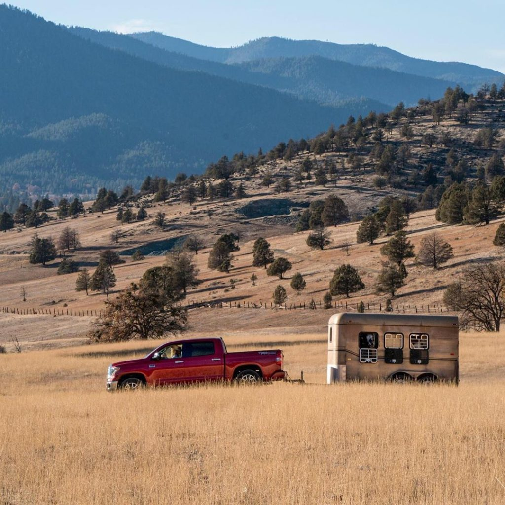 Cutting edge features to keep you safe on the long road home. #Tundra #LetsGoPla...