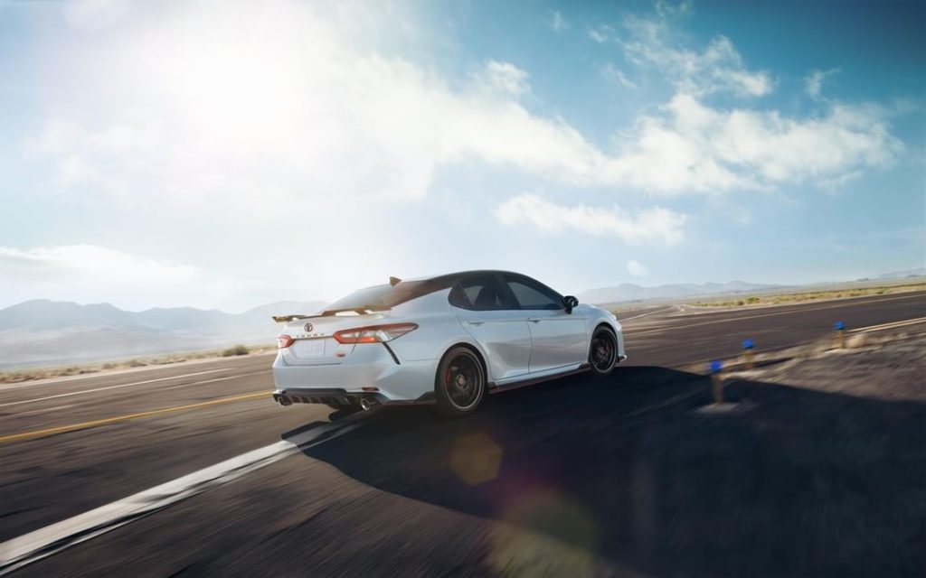 Show us why you love #Camry, and you could be one of the first to drive the firs...