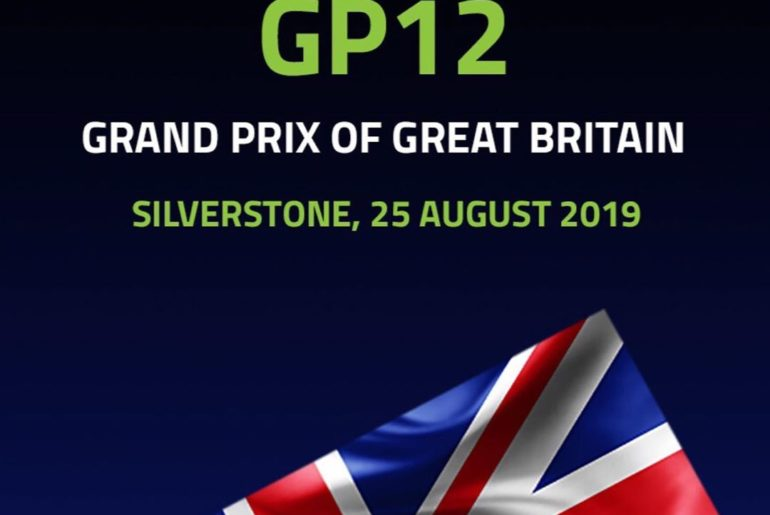 2019 MotoGP World Championship Round 12: GoPro British GP 23 - 25 August . . #Mo...
