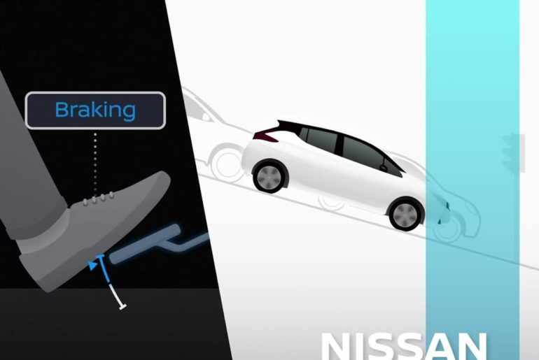 One pedal, maximum excitement. #Nissan e-PEDAL simplifies your drive without sac...
