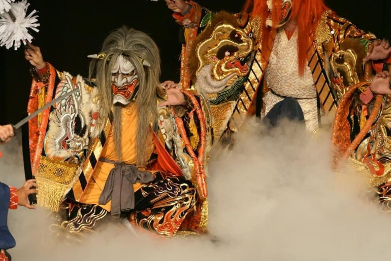 Over a millennium old, Kagura is a theatrical dance form whose origins lie in an...