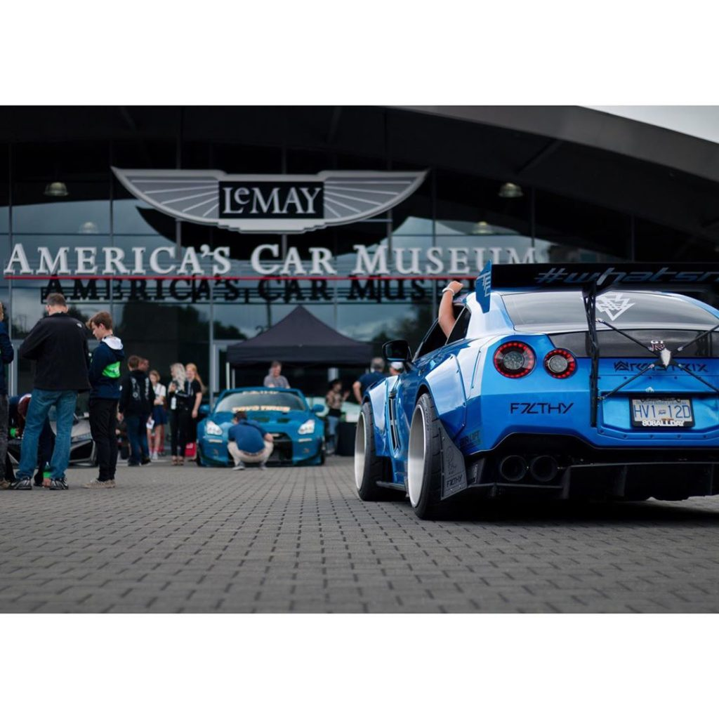 They had a F7LTHY arrival at America's car museum!  Owner: @doczilla12 and photo...