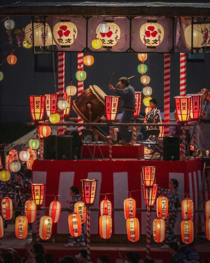 Lanterns, taiko drums and dancing - it's Obon week! This annual event is a chanc...