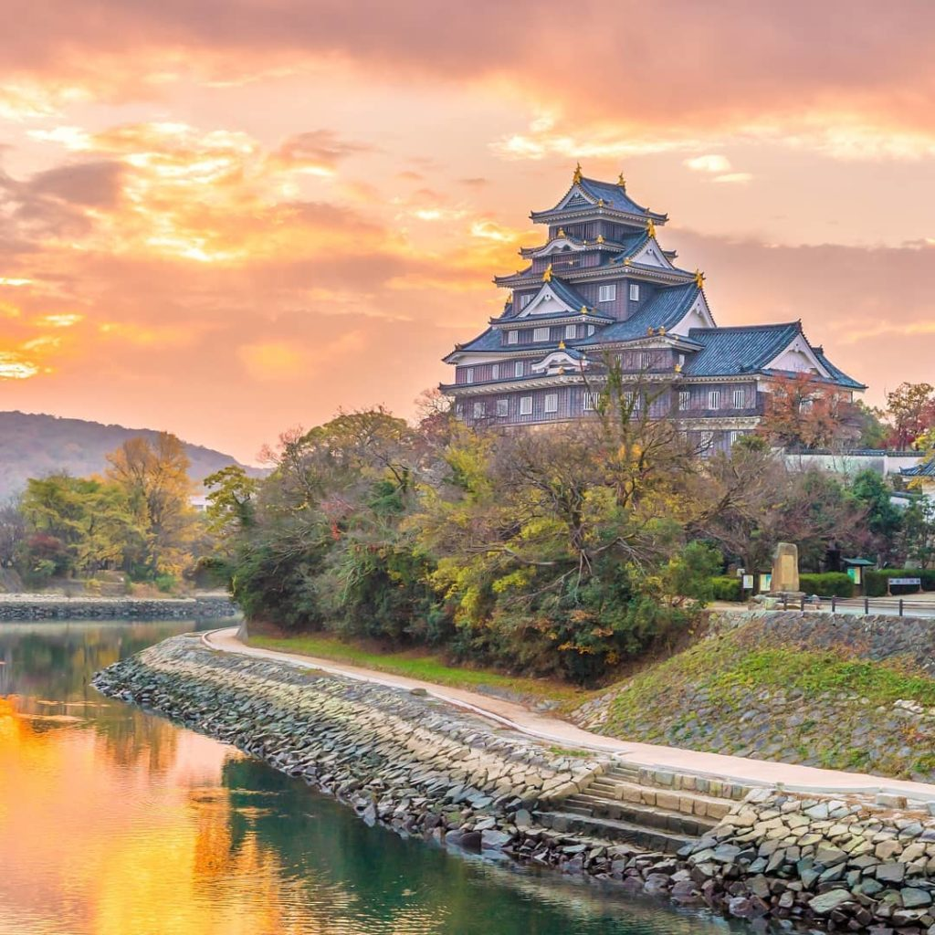 Okayama Prefecture, known for its delicious fruit, is often called the land of s...