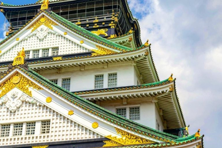 Japanese castles were designed not just for aesthetic purposes, but for strategi...