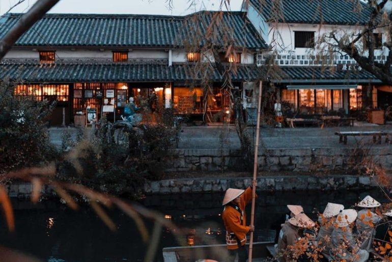 Ciao from the Venice of Japan! Welcome to the charming city of Kurashiki in Okay...