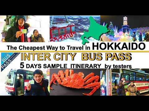 The Cheapest Way to Travel in Hokkaido, Japan 5