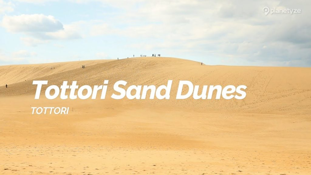 Tottori Sand Dunes, Tottori | Japan Travel Guide