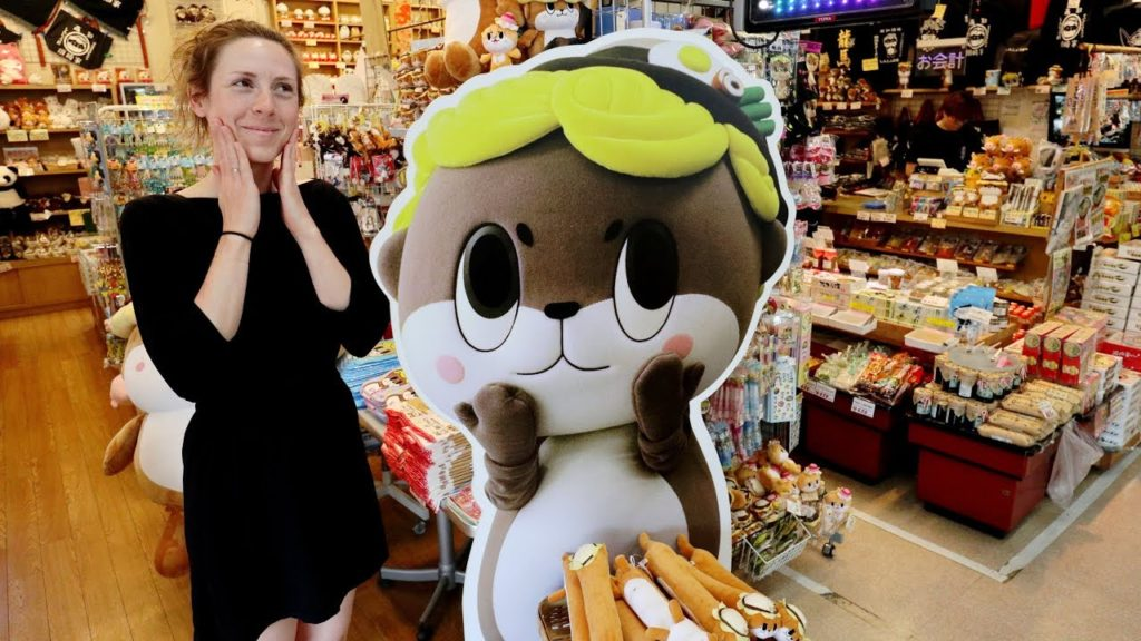 More from Kochi in Shikoku, Japan! | Markets, Snacks and Hunting Mascots!