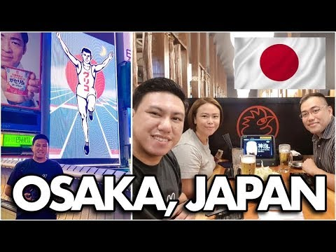 VLOG 108: TRIP TO OSAKA & AIRBNB HOUSE TOUR (Ft. Potsquared)
