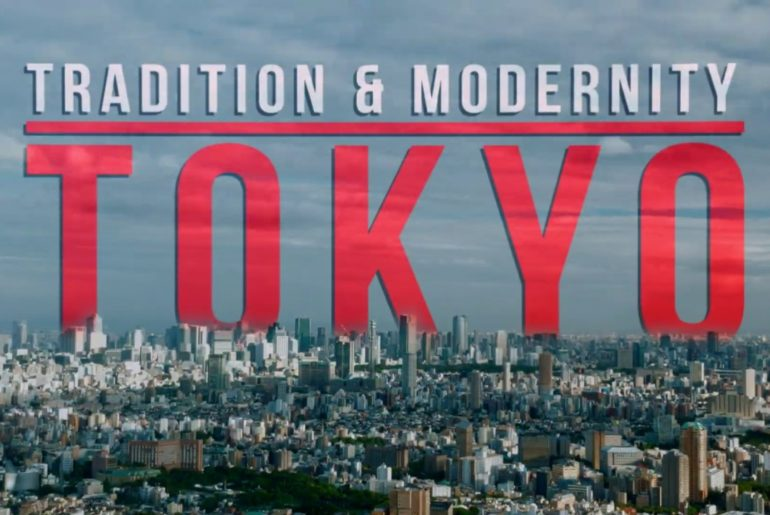Tokyo- Tradition & Modernity Trailer