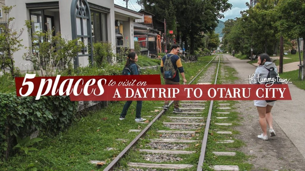 5 Places to visit in OTARU during summer | Daytrip from Sapporo, Hokkaido | The Tummy Train