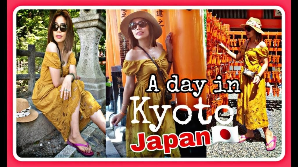 Kyoto Japan One day Trip 2019 |  Best place in Kyoto | chen_kuting
